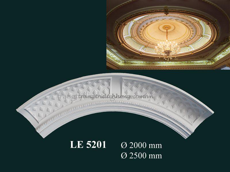 hoa đèn nhựa pu 5201