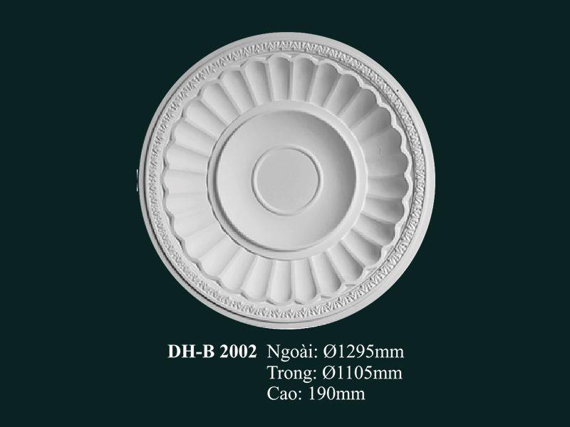 hoa đèn nhựa pu dh-b 2002