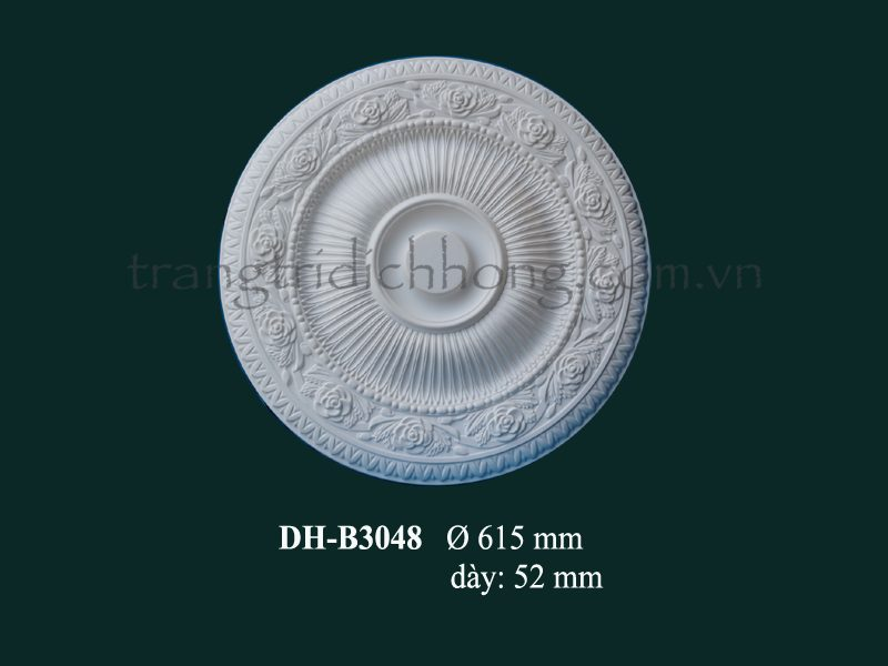 hoa đèn nhựa pu dh-b3048