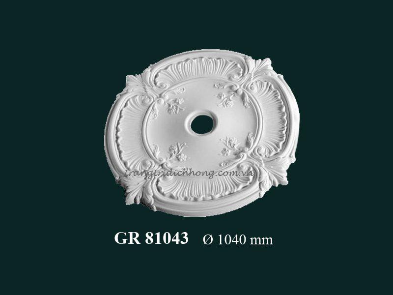 hoa đèn nhựa pu gr 81043