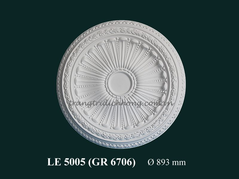hoa đèn nhựa pu le 5005 (gr 6706)