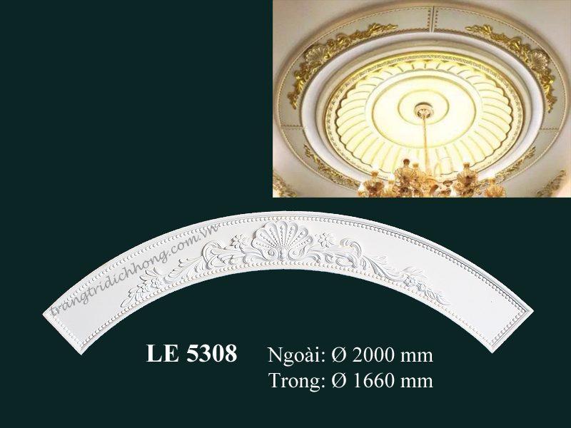hoa đèn nhựa pu le 5308