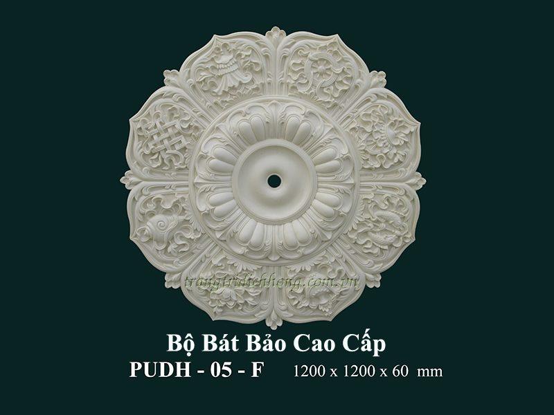 hoa đèn nhựa pu pudh-05-f 1200 x 1200 x 65