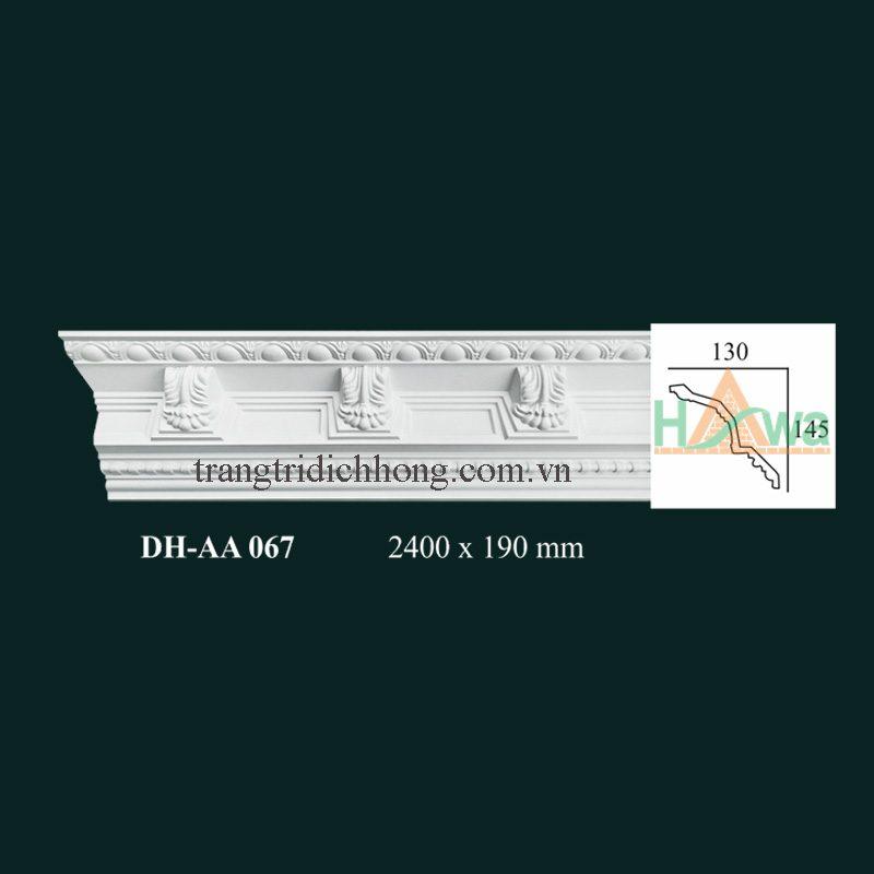 phào nhựa pu dh-aa 067m