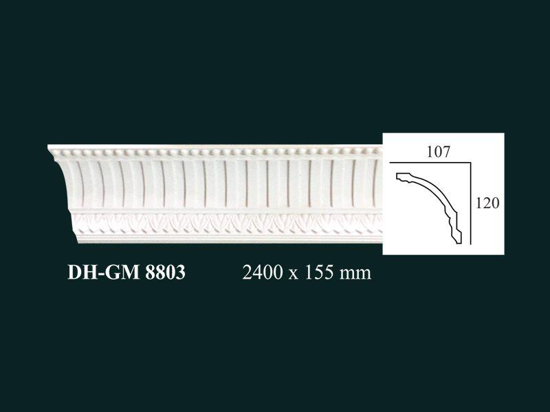 phào nhựa pu dh-gm 8803.