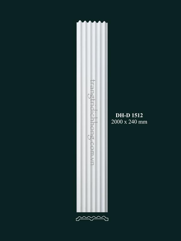 con sơn cột tấm ốp pu dh-d 1512