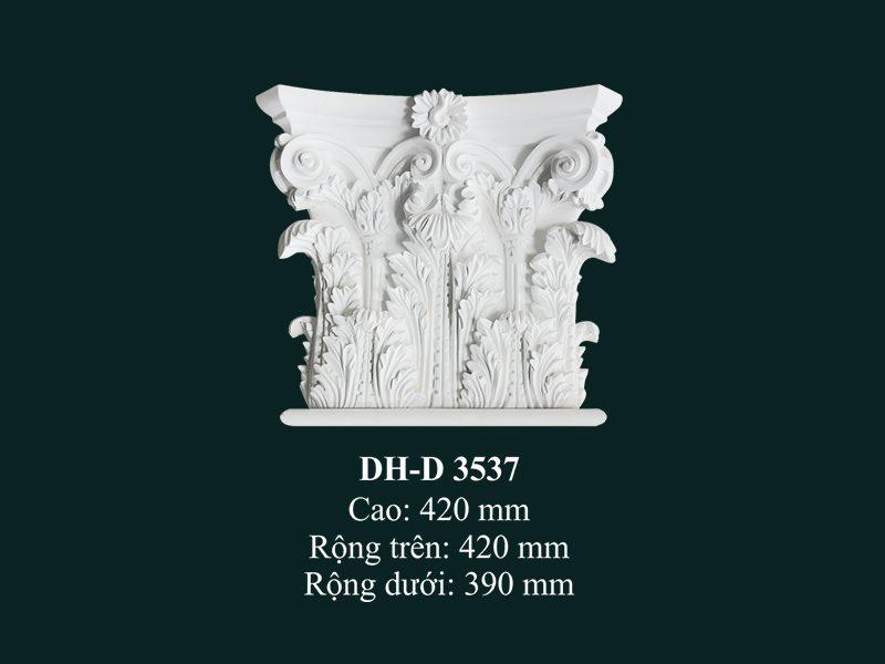 con sơn cột tấm ốp pu dh-d 3537