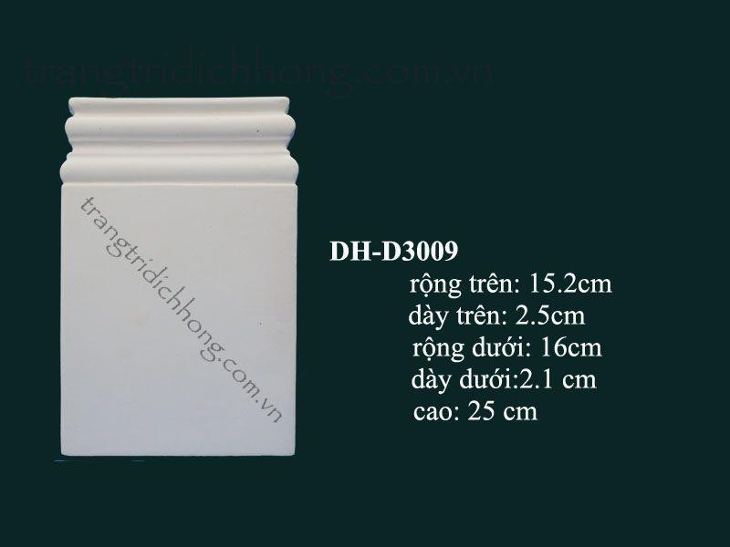 con sơn cột tấm ốp pu dh-d3009