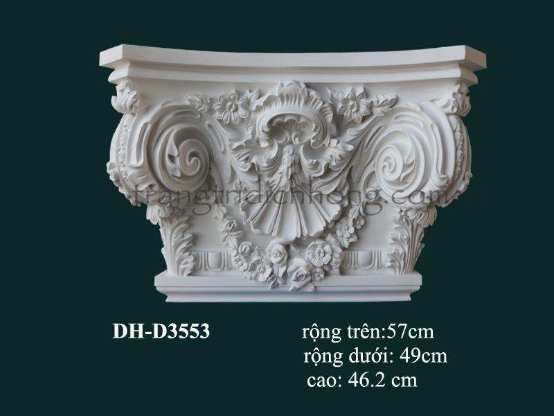 con sơn cột tấm ốp pu dh-d3553
