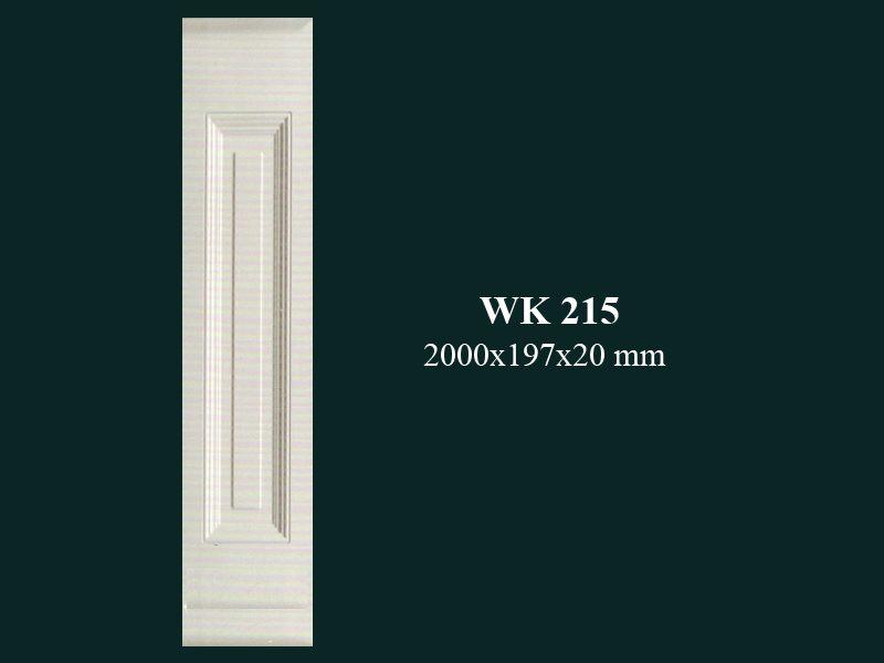 con sơn cột tấm ốp pu wk215