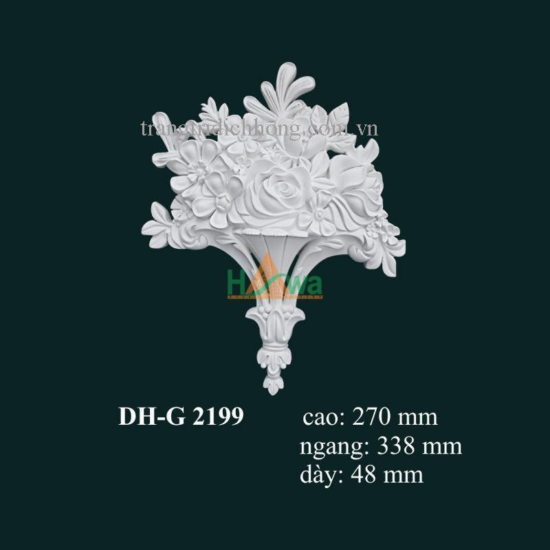 hoa văn nhựa pu dh-g 2199