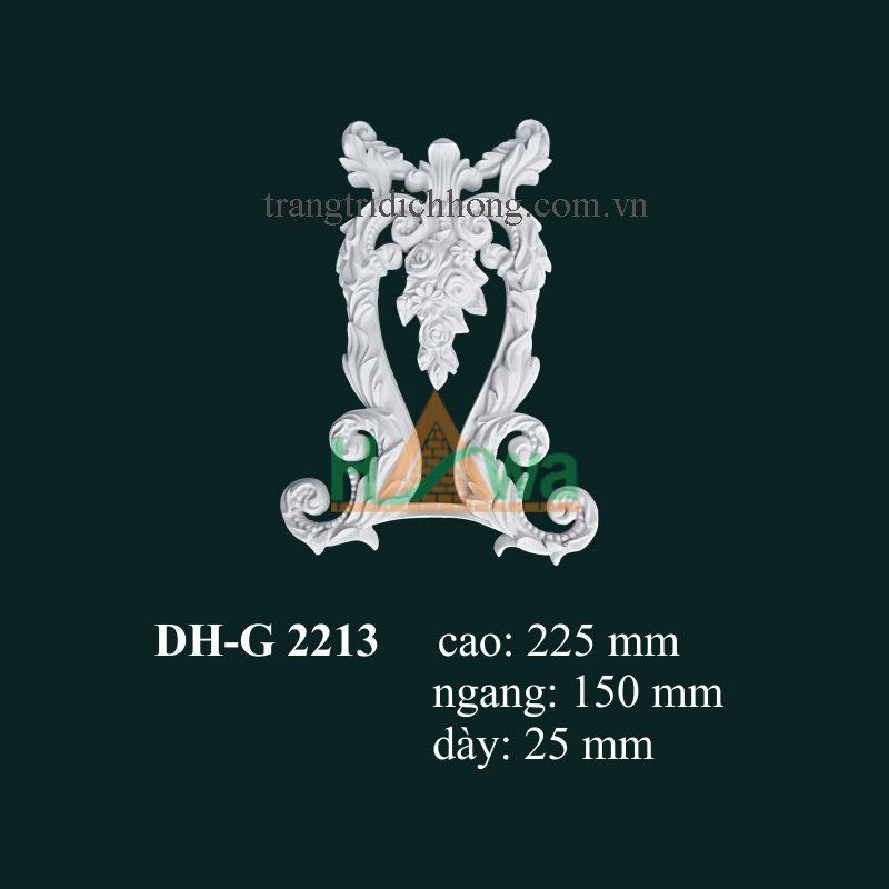 hoa văn nhựa pu dh-g 2213