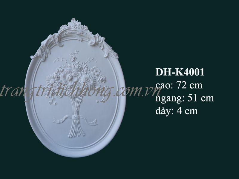 hoa văn nhựa pu dh-k4001