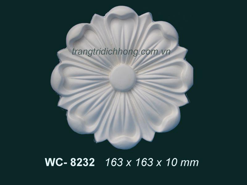 hoa văn nhựa pu wc-8332