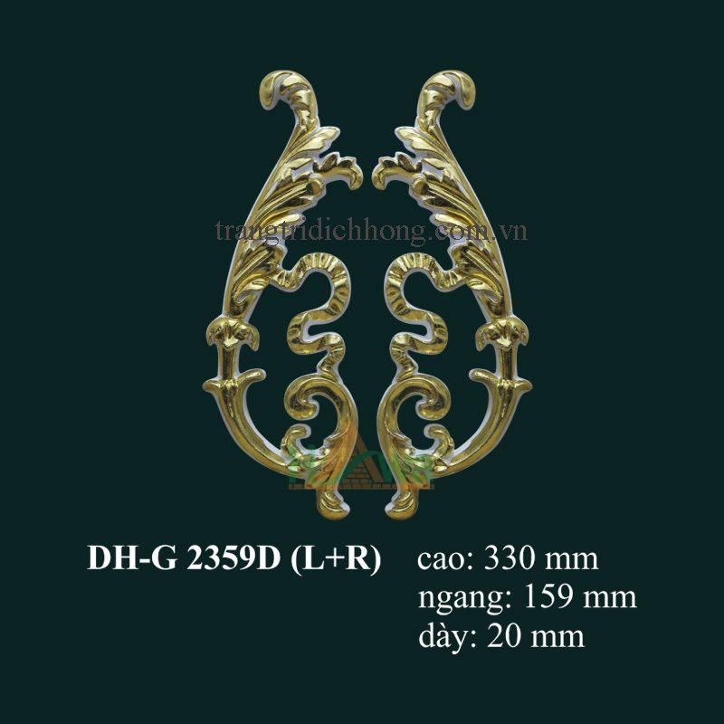 hoa văn pu dát vàng g 2359d