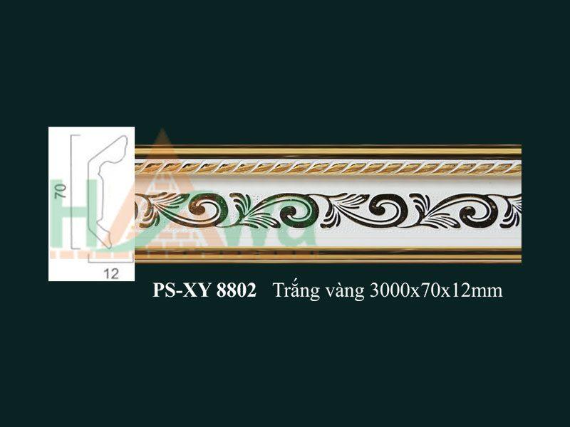 phào-nhựa-ps-xy-8802-trắng-vàng