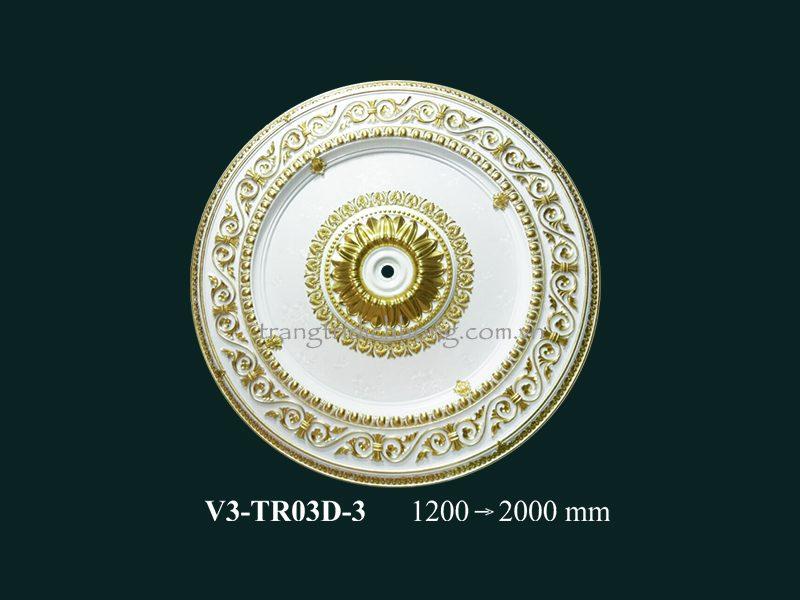 tấm nghệ thuật dát vàng v3-tr03d-3