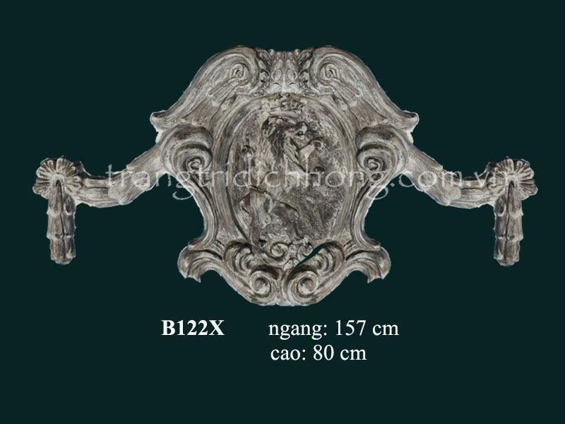 hoa văn ngoại thất b122x