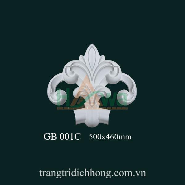 phù điêu thạch cao GB 001C