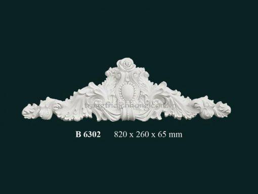 phù điêu thạch cao B 6302